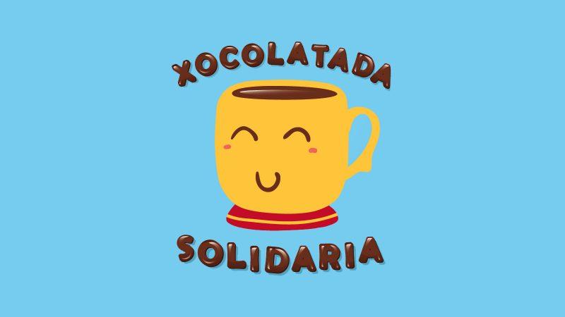 3ª Xocolatada Solidària per a la investigació del càncer infantil
